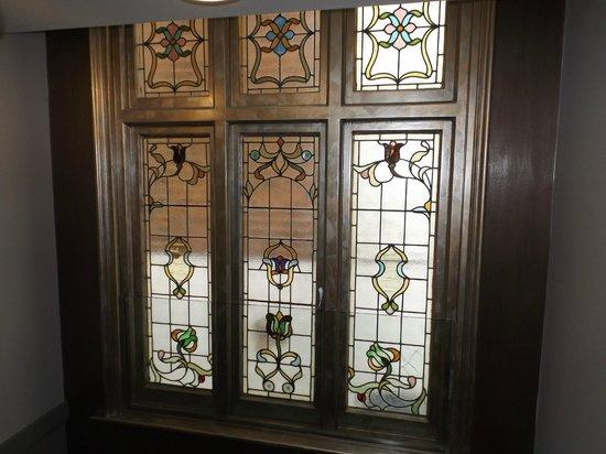 Hotel 55: Window