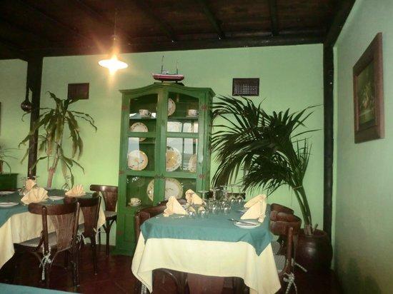Restaurante El Caleton : Sehr schönes Ambiente!