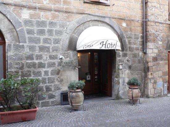 Hotel Corso: Ingresso