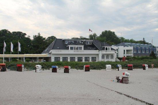 Seeschloesschen Hotel: Hotel Seeschlößchen, Hohwacht