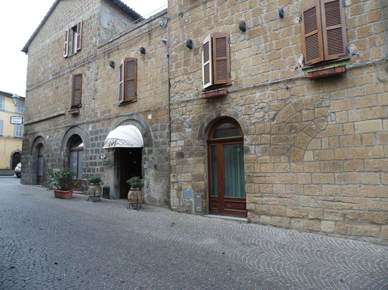 Hotel Corso: Facciata esterna