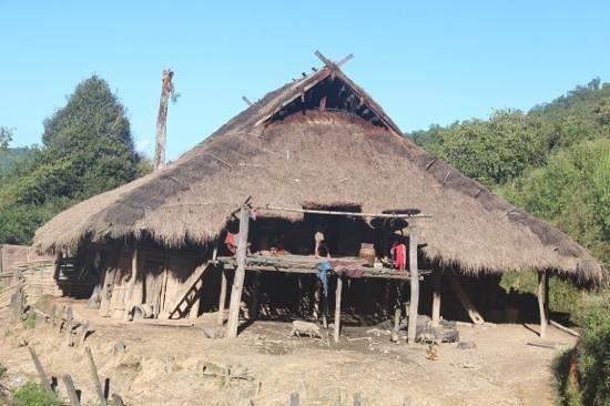 Hill Tribe Village : wan nyat