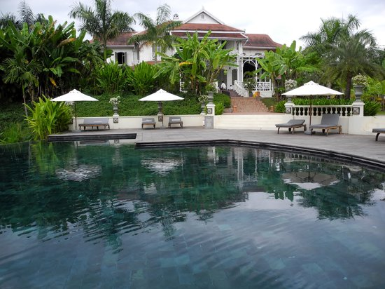 The Luang Say Residence : toller Pool