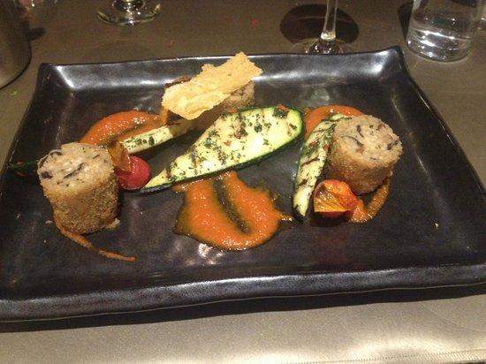 Maryborough Hotel & Spa : 'Main Meal!'