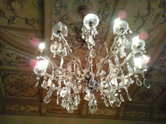Lampadari: fotograf?a de Caffe Torino, Tur?n - TripAdvisor