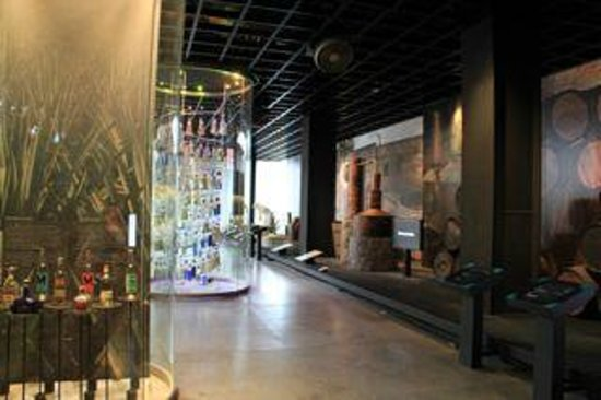 Museo del Tequila y el Mezcal: Overview of the production process of tequila