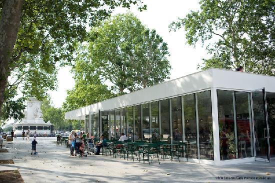 Restaurant Pres Place Republique Paris