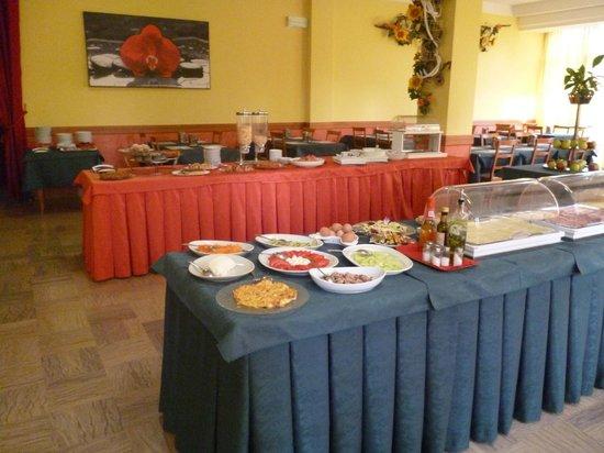 Hotel Bahama: buffet