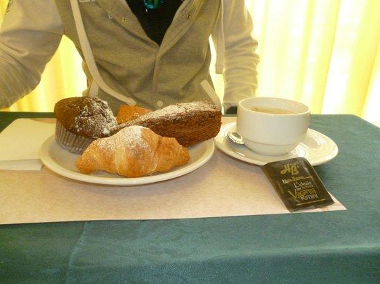 Hotel Bahama: colazione