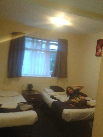 King Solomon Hotel: Room 108