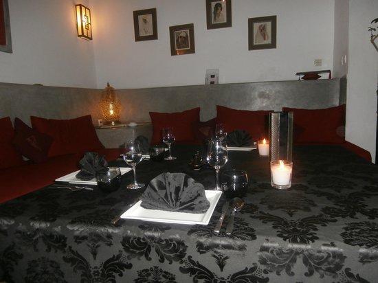 Riad Anyssates : Un diner de rêve merci mesdames