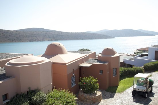 Domes of Elounda, Autograph Collection: incredible room views