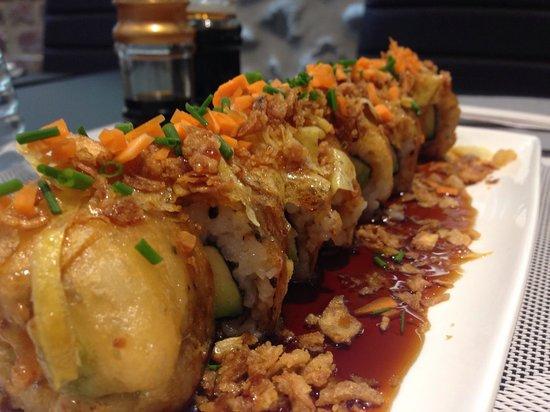 Do sushi : Cali friz saumon avocat