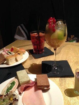 Starhotels Rosa Grand: aperitivo