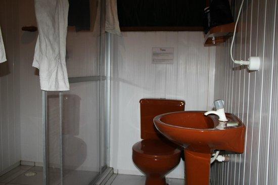 Juma Amazon Lodge: Badeværelse