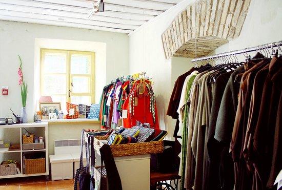 Магазин одежды Lt Identity