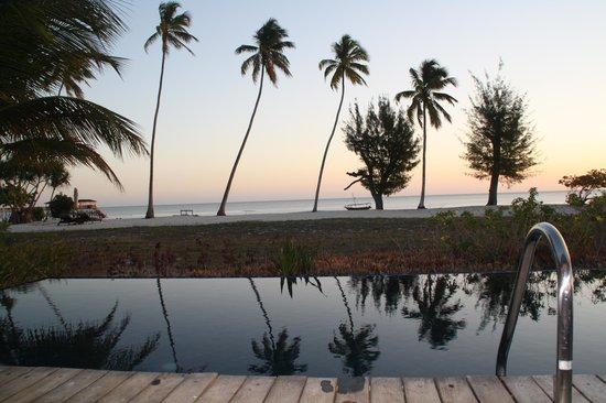 The Residence Zanzibar: Vue depuis la villa 104