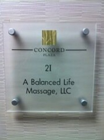 A Balanced Life Massage