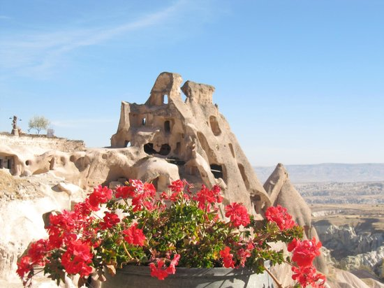 Argos in Cappadocia: wonderful view