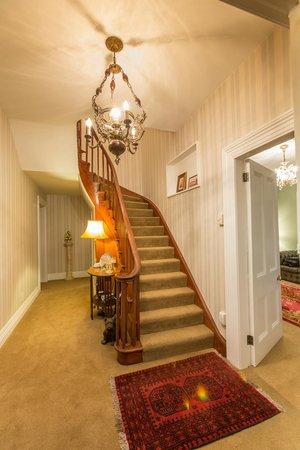 Banks House Akaroa : Staircase