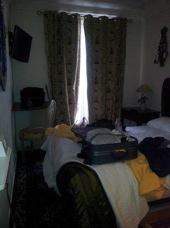 Hotel des Bains : la stanza