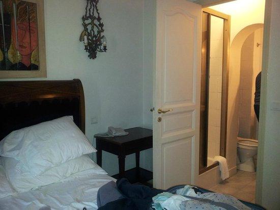 Hotel des Bains : camera
