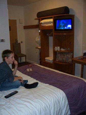 Premier Inn Frome Hotel: the kids room