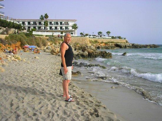Sol Beach House Menorca : On the beach