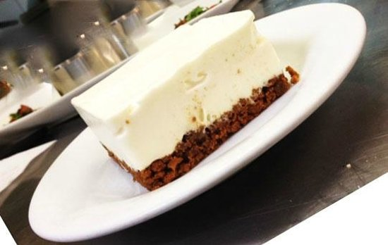 L'Oustaou: cheese-cake