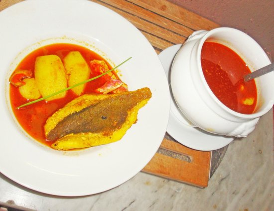 L'Oustaou: soupe de poisson