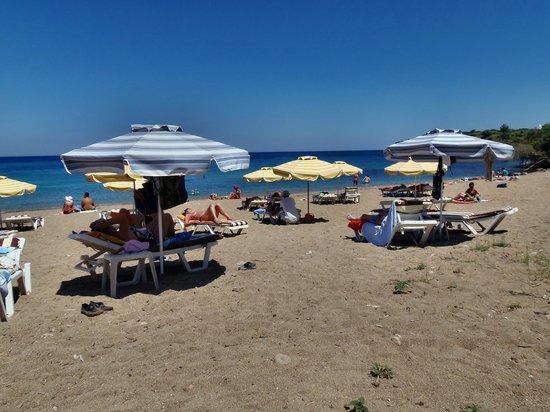 hotels am strand von kalithea