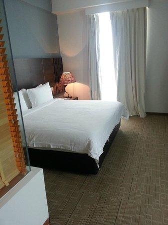 Swan Garden Hotel: Room