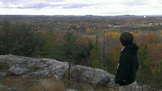 Marquette Mountain : Beautiful Views.
