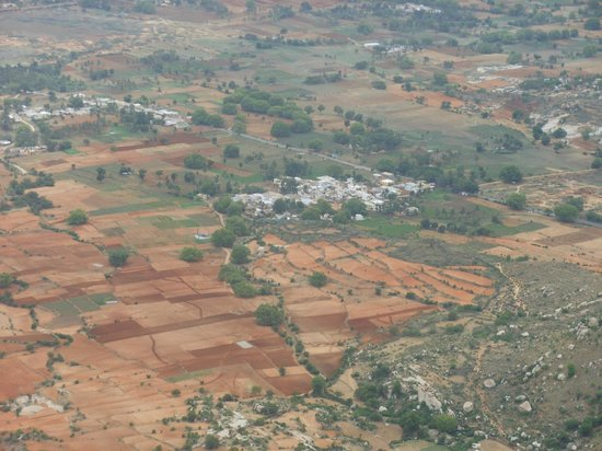 Chittoor, India: From View Point