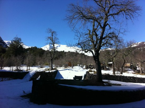 Rocanegra Mountain Lodge & Spa: vista