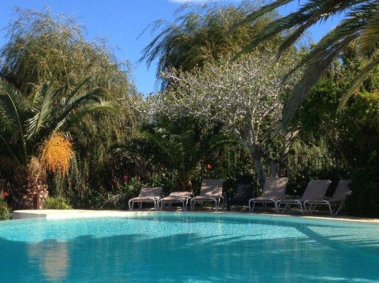 Residence U Paviddonu : La piscine