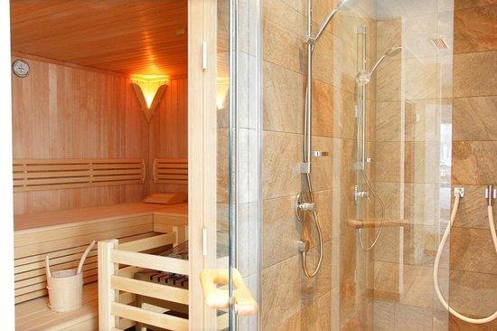 Hotel Johanneshof: Sauna
