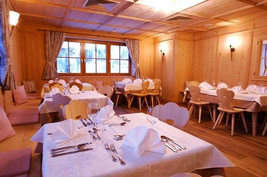 Hotel Johanneshof: Restaurant