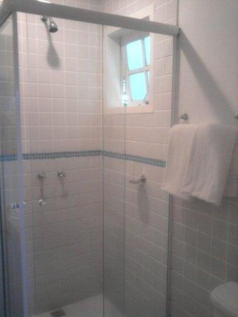 Pousada Jamanta: Banheiro