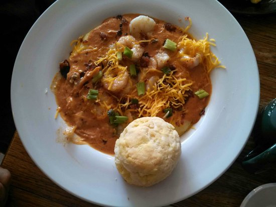 Charleston's Cafe: Lowcountry Shrimp n Grits