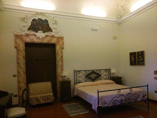 Hotel Villa Montegranelli : Camera