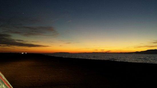 Playa del Trabucador