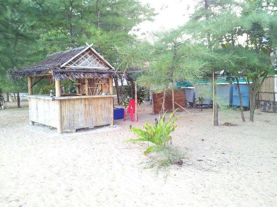 Naiyang Seaview Place: Beachbar