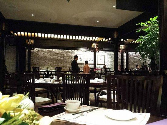Cherry Garden at Mandarin Oriental, Singapore: cherry garden restaurant @ mandarin oriental hotel