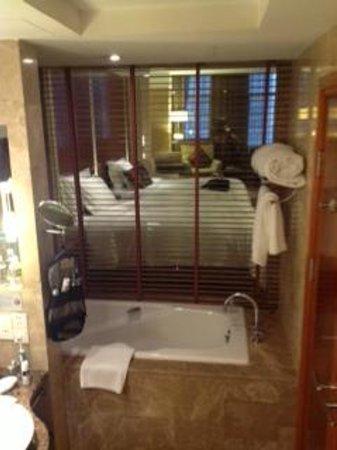 InterContinental Chongqing : hotel room
