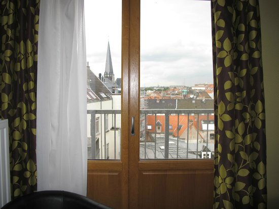 Best Western Residence Cour Saint Georges: Room with a view