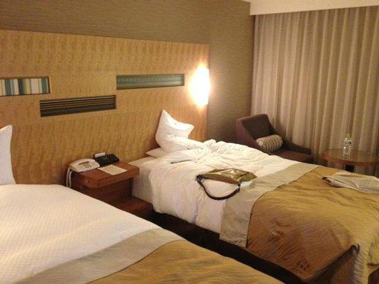 Hotel Okura Fukuoka : twinroom