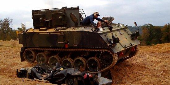 Tank Town USA: Tank Drive