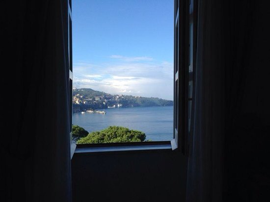 Hotel Mediterraneo Sorrento: Panorama vista stanza