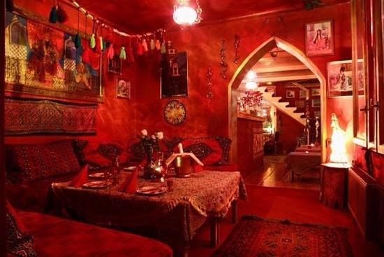 Shiraz Persian Restaurant Shahzad Room